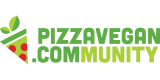 PizzaVegan Logo